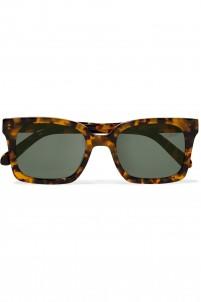 Praise Keeper square-frame acetate sunglasses