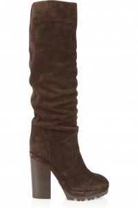 Greyson suede knee boots