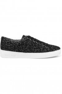Keaton tweed sneakers