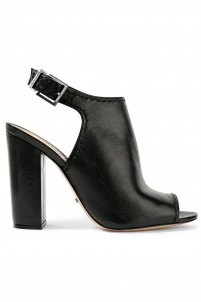 Herminia leather pumps
