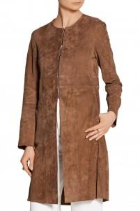 Alvington suede coat