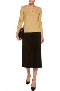Irello linen and cashmere-blend sweater