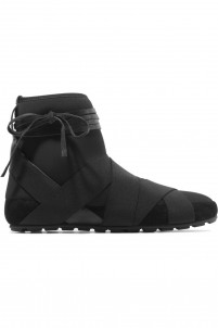 Moya wrap-around neoprene boots