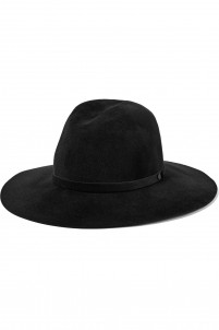 Rabbit-felt fedora