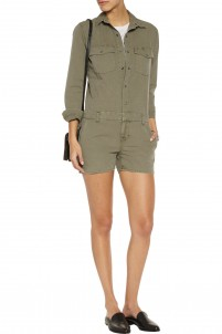 Avery cotton playsuit
