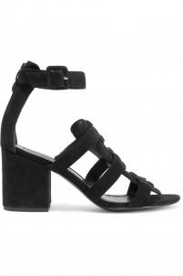 Aliz suede sandals