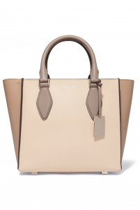 Gracie small leather tote