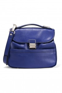 Kent leather mini shoulder bag