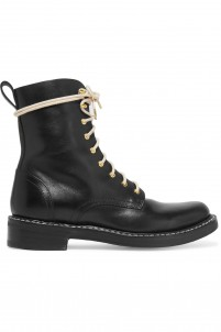 Emil lace-up leather ankle boots