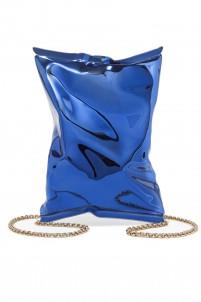 Crisp Packet metal shoulder bag