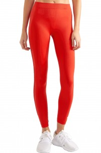 Climalite® honeycomb mesh-paneled stretch-jersey leggings