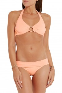 Brussels fold-over bikini briefs