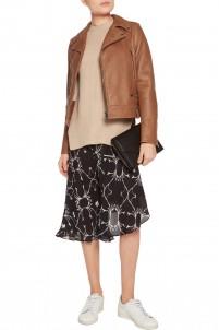 Rider leather jacket