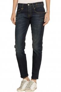 Boy Skinny mid-rise boyfriend jeans