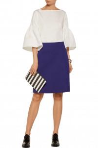 Stretch-neoprene skirt