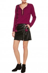 Baja merino wool and cashmere-blend sweater