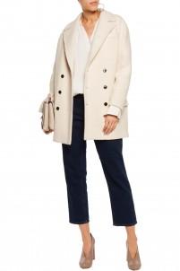 Jean bouclé coat