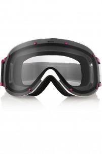 Four ski goggles