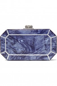 Fiona acrylic box clutch