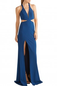 Cutout cady gown