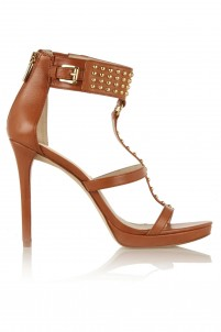 Celena studded leather sandals