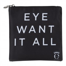 Collectible Make-up Bag Eye Want It All