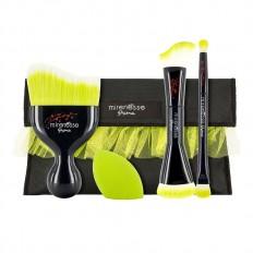 Shona Strut Brush 4pc Kit