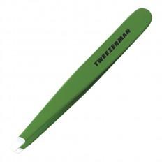 Green Apple Slant Tweezer