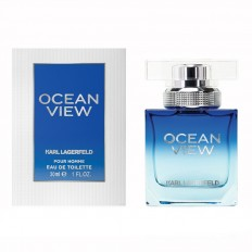 Karl Lagerfeld Ocean View For Men EDT