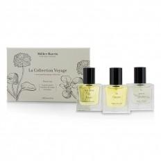 La Collection Voyage Pour Lui Eau De Parfum Spray Collection: Feuilles De Tabac + La Fumee + Le Petit Grain  3x14ml/0.47oz