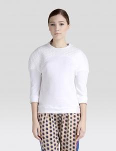 Hexa Quilted Sweatshirt