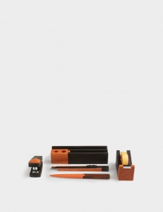 SeTO-1 Wooden Stationery Set