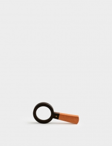 STRaITO 35 Wooden Magnifying Glass