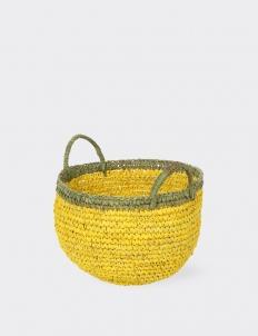 Sisal Round Basket