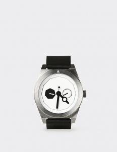 Timeless Chrome Watch