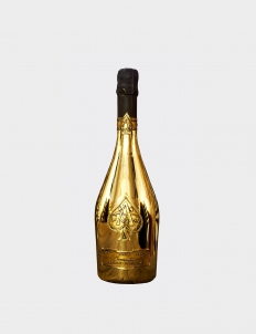 Brut Gold Champagne in Wooden Box