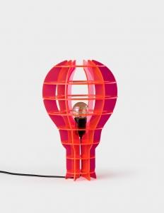 Bulb Acrylic Hanging Lamp