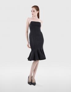Neoprene Wrapped Dress