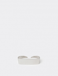 Brisk Silver Ring