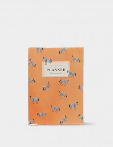 Orange Zebra Planner