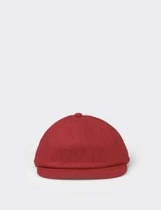 Red Hamilton Cap