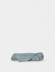 Seafoam Handspun Silk Fabric