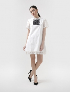 Off White Loundres Dress