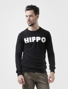 Hippo Cotton Sweatshirt