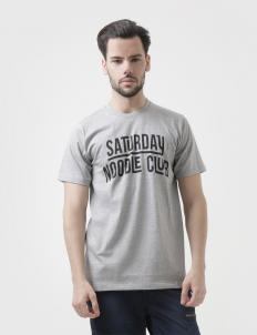 Typo Cotton T-Shirt