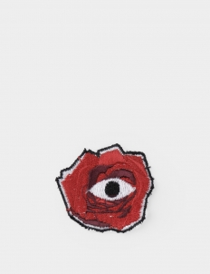 Rose Eye Patch