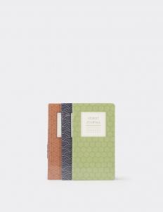 Japan Pattern Notebook (A Set of 3)