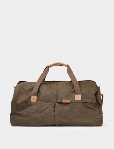 National Geographic Canvas Duffle Bag