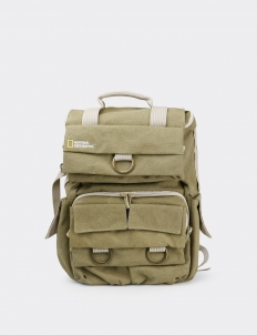 National Geographic Canvas Medium Backpack
