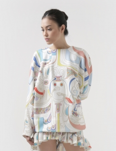 Maharati Unisex Sweater